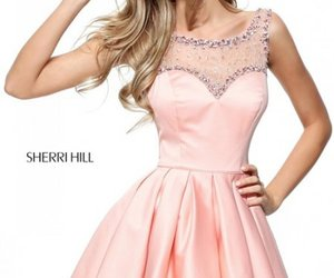 sherri hill 50962 and sweet 16 party dress image