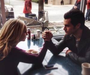 the vampire diaries, enzo, and candice accola image