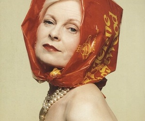 vivienne westwood and fashion image