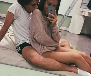 adidas, couples, and goals image