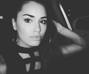 black and white, casi angeles, and lali esposito image