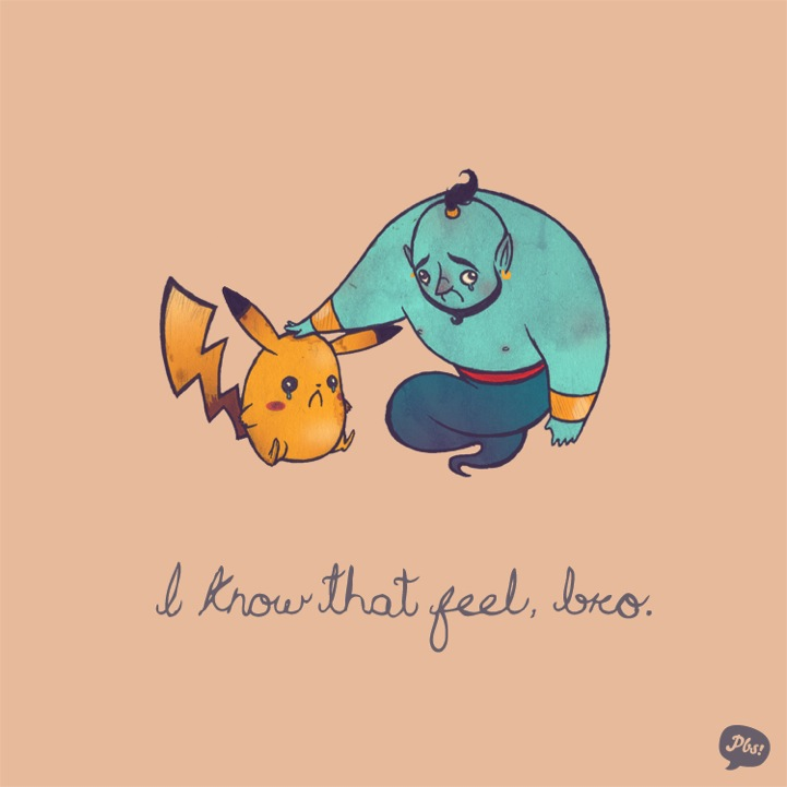 feel, pokemon, and text image