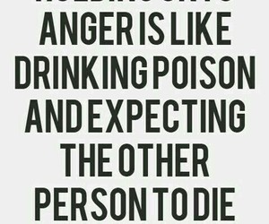 anger, text, and true image