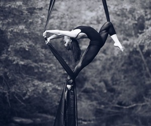 acrobat, aerial, and flexible image