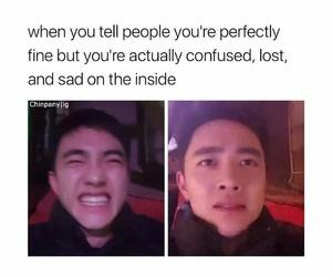 exo, kpop, and kpop memes image
