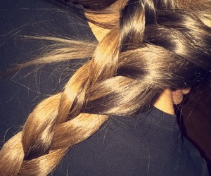 braid, tresses, and w image