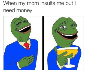 funny, lol, and money image