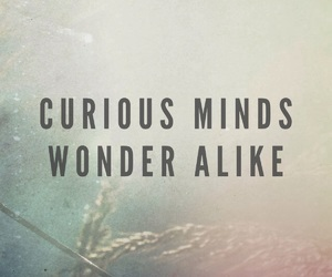 curiosity, wonder, and mind image