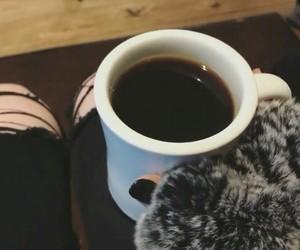 black, rebel, and coffee image