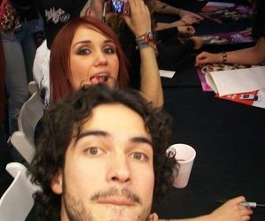 dulce maria, RBD, and alfonso herrera image