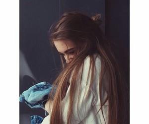 beauty, girl, and tumblr image