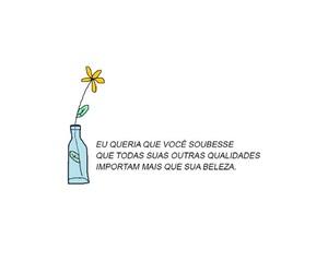 autoestima, beleza, and português image