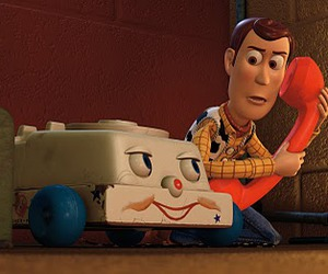 woody and toy story 3 image