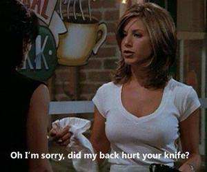 quote, friends, and rachel green image