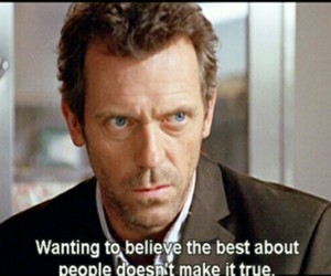 house, quotes, and dr house image