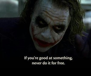 joker, quote, and text image