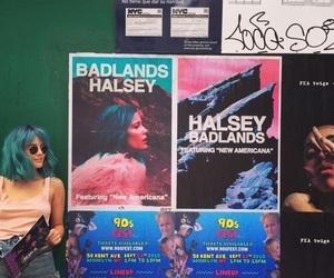 halsey, badlands, and music image