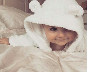 baby, smile, and adorable image