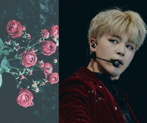 red, wallpaper, and bts image