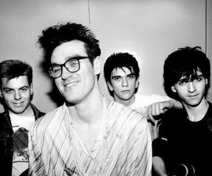 the smiths and morrissey image