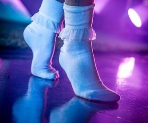 melanie martinez, socks, and cry baby image