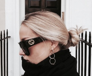 fashion, classy, and earrings image