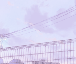 purple, aesthetic, and lavender image