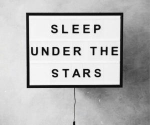 stars, sleep, and quotes image