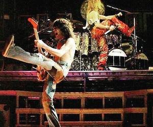 70's, band, and Eddie Van Halen image