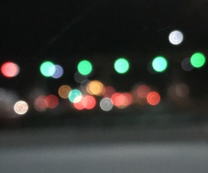 aesthetic, lights, and road image