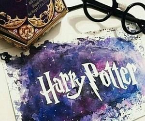 galaxy, harrypotter, and univeraso image