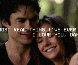 header, the vampire diaries, and delena image