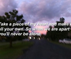 alternative, heart, and quotes image
