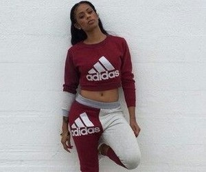 adidas, tumblr, and clothes image