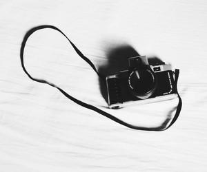 camera, fotografia, and preto e branco image