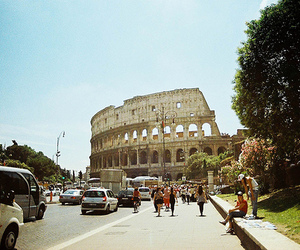 italy, rome, and photography image