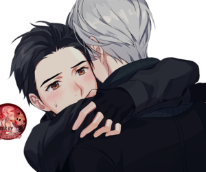 yuri on ice, anime, and yoi image