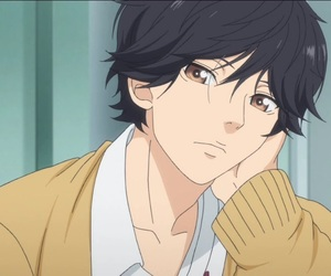 ao haru ride, anime, and kou image