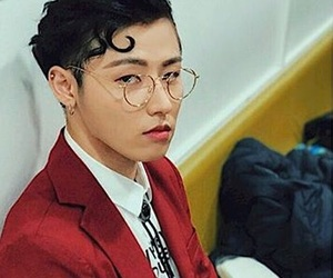 boys, fashion, and glasses image