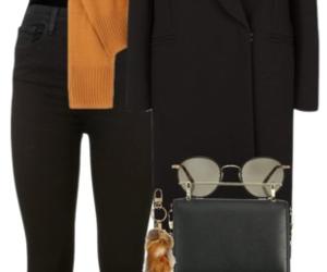 bag, black, and bodysuit image