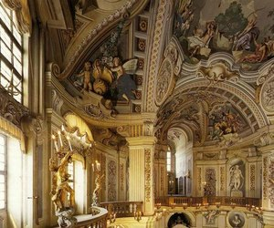 architecture and art image