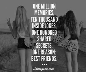 best friends, friends, and memories image