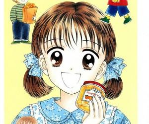 anime, manga, and amistad image