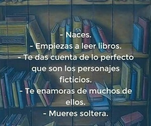 amor, libros, and chicos image