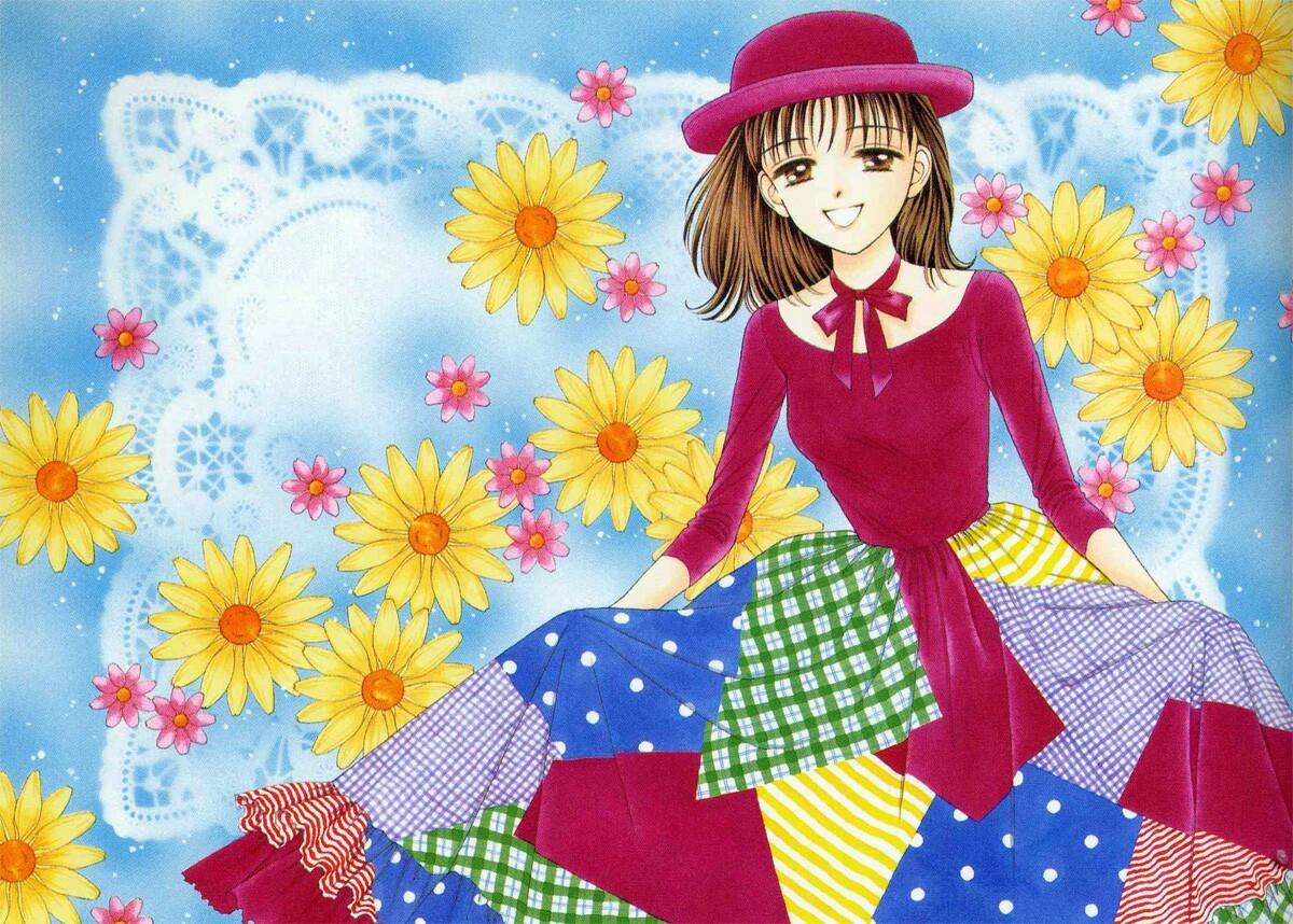 anime, marmalade boy, and girl image