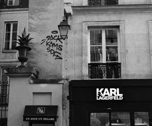 paris and karllagerfeld image