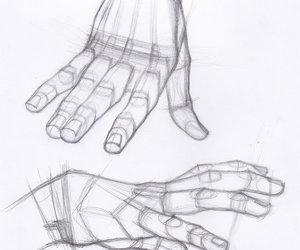 sketch and pencil image