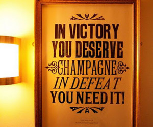 champagne, party, and victory image