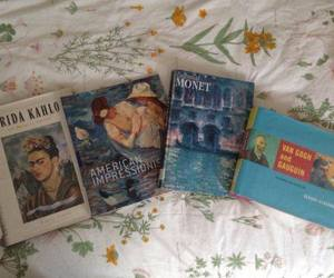 art, books, and artsy image