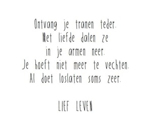 liefde, quote, and love image
